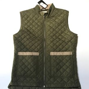 Brooks Brothers Thermore Quilted Vest Sz L